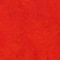 Мармолеум Forbo marmoleum modular colour Scarlet T3131