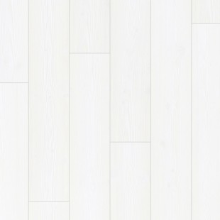 Ламинат Quick-Step коллекция Impressive Ultra Белоснежный IMU1859