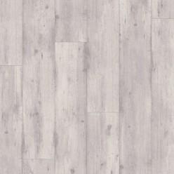 Ламинат Quick-Step Impressive Ultra Дуб реставрированный светло-серый IMU1861