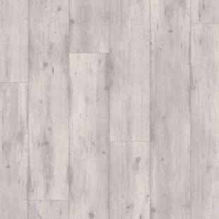 Ламинат Quick-Step коллекция Impressive Ultra Дуб реставрированный светло-серый IMU1861