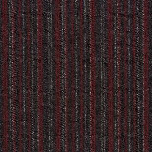 Ковровая плитка BETAP Baltic черно-красная 7745