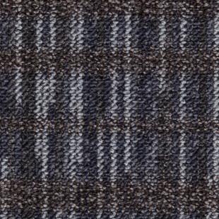 Ковровая плитка ESCOM Accent коричневая 49430