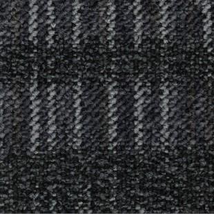 Ковровая плитка ESCOM Accent серая 49450