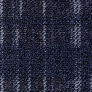 Ковровая плитка ESCOM Accent синяя 49460