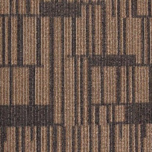 Ковровая плитка ESCOM Charisma бежево-серая 6023