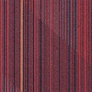 Ковровая плитка ESCOM Color Play (Concept) красная 12301