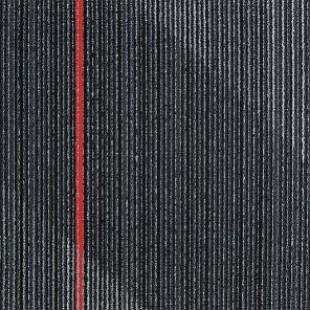 Ковровая плитка ESCOM Color Play (Concept) черная 12304