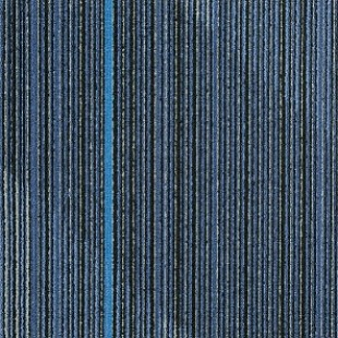 Ковровая плитка ESCOM Color Play (Concept) синяя 12305