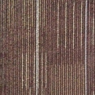 Ковровая плитка ESCOM Cube коричневая 8154