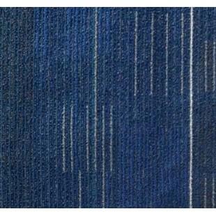 Ковровая плитка ESCOM Cube синяя 8159