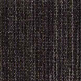 Ковровая плитка ESCOM Drift коричневая 49730