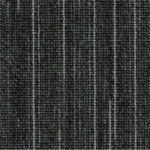 Ковровая плитка ESCOM Drift черная 49742