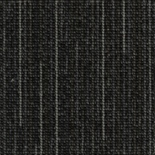 Ковровая плитка ESCOM Drift черная 49750