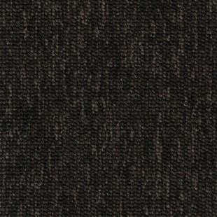Ковровая плитка ESCOM Jetset черная 49531