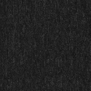 Ковровая плитка ESCOM Jetset черная 49551