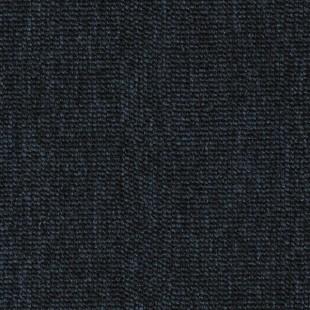 Ковровая плитка ESCOM Jetset синяя 49560