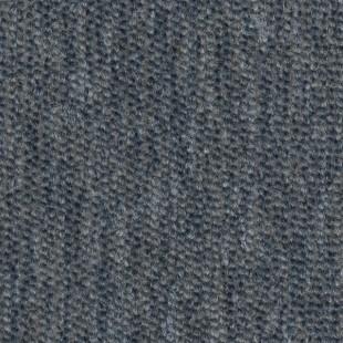 Ковровая плитка ESCOM Jetset голубая 49561