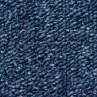 Ковровая плитка ESCOM Nice синяя 161