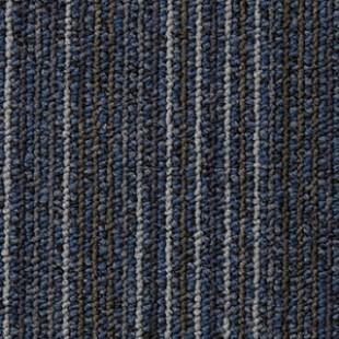 Ковровая плитка ESCOM Object Line синяя 8812
