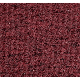 Ковровая плитка ESCOM Object красная 4322