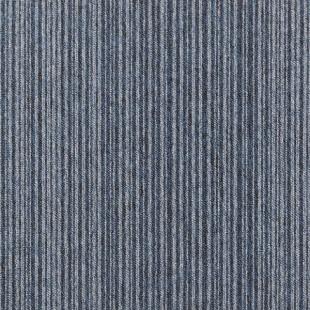 Ковровая плитка ESCOM Offline голубая 8060