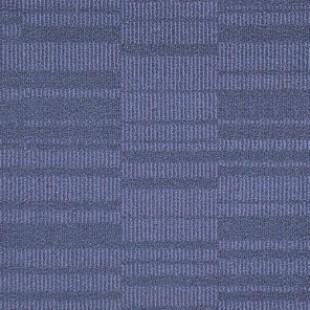 Ковровая плитка ESCOM Remix синяя 5802