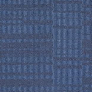 Ковровая плитка ESCOM Remix синяя 5803