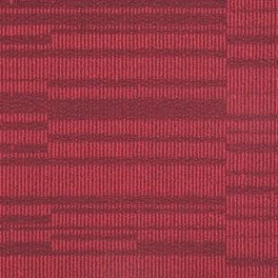 Ковровая плитка ESCOM Remix красная 5808