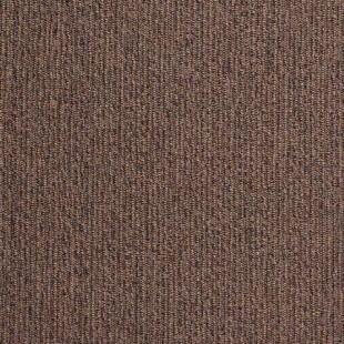 Ковровая плитка ESCOM Rush коричневая 12027