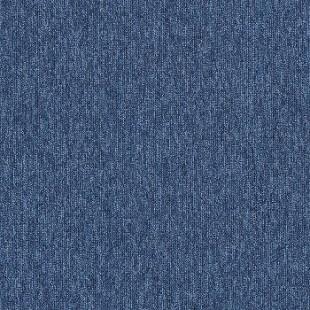 Ковровая плитка INTERFACE Empoly Loop & Lines Baring синяя 4197019