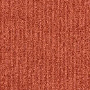 Ковровая плитка INTERFACE Empoly Loop & Lines Clematine оранжевая 4197021