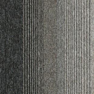 Ковровая плитка INTERFACE Empoly Loop & Lines Formation темно-серая 4223002