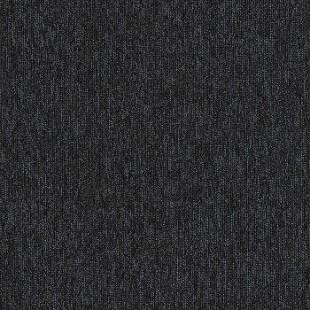 Ковровая плитка INTERFACE Output Loop & Lines Charcoal черная 4219008