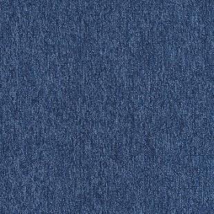 Ковровая плитка INTERFACE Output Loop & Lines Azure темно-синяя 4219010