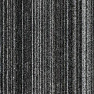 Ковровая плитка INTERFACE Output Loop & Lines Iron темно-серая 4221004