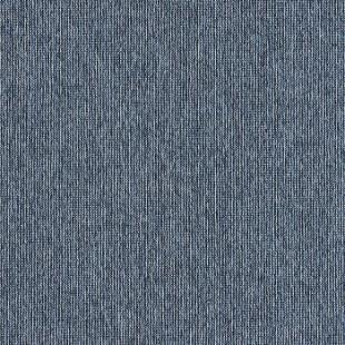 Ковровая плитка INTERFACE Output Micro Denim серо-синяя 4220001