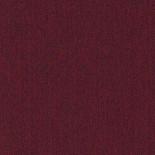 Ковровая плитка MODULYSS Alpha красная 340