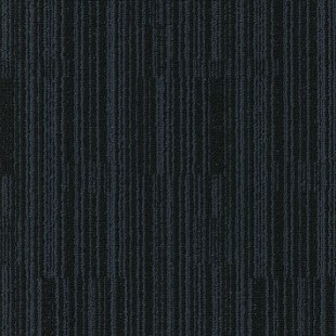 Ковровая плитка MODULYSS Black& сине-черная 504