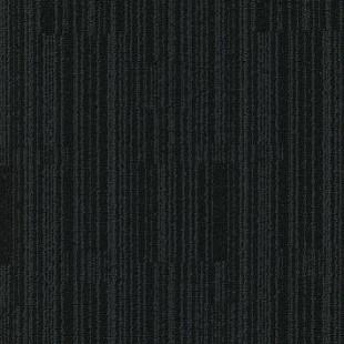 Ковровая плитка MODULYSS Black& черная 966