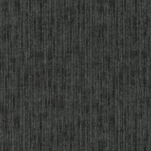 Ковровая плитка MODULYSS First Absolute черная 965