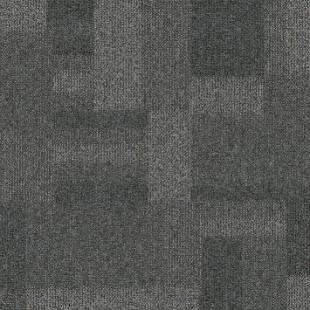 Ковровая плитка MODULYSS First Blocks серая 930