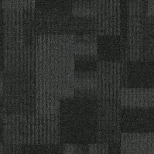 Ковровая плитка MODULYSS First Blocks черная 993