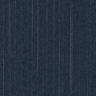 Ковровая плитка MODULYSS First Lines синяя 581
