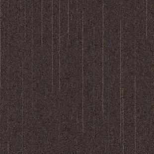 Ковровая плитка MODULYSS First Lines коричневая 811