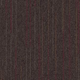 Ковровая плитка MODULYSS First Lines коричневая 856
