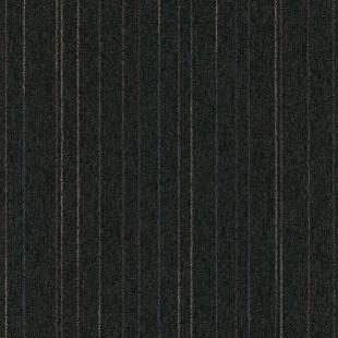 Ковровая плитка MODULYSS First Lines черная 971