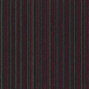 Ковровая плитка MODULYSS First Stripes красная 328
