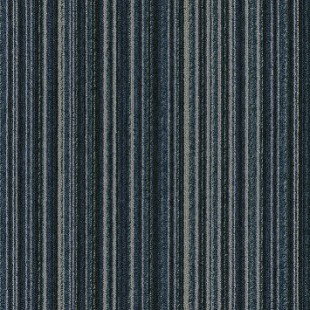 Ковровая плитка MODULYSS First Stripes синяя 521