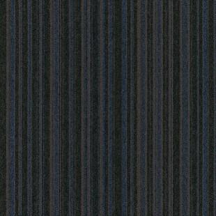 Ковровая плитка MODULYSS First Stripes черная 572