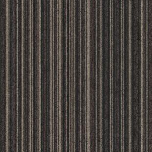 Ковровая плитка MODULYSS First Stripes коричневая 883